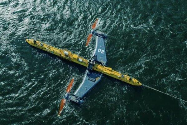 بزرگترین توربین موجی دنیا راه اندازی شد